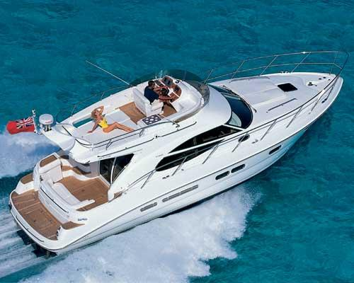 Sealine F42/5 Manufacturer Provided Image: F42-5
