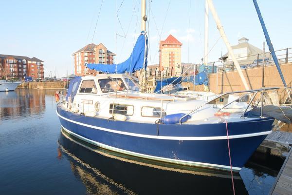 Fiskars Finnsailer 29