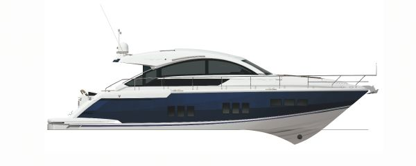 Fairline Targa 50 Gran Turismo Manufacturer Provided Image