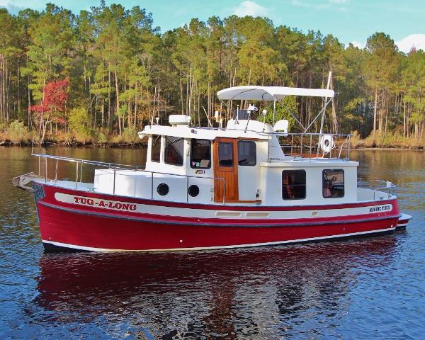 "Nordic Tugs ""32"" Pilothouse  #95 TUG-A-LONG"
