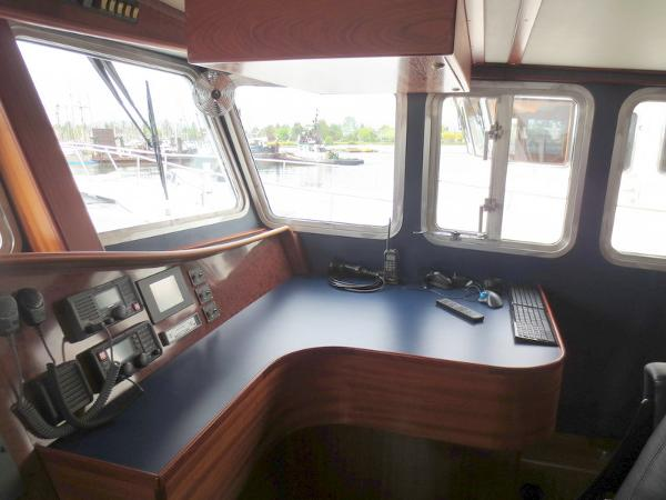 PH starboard side counter-top area