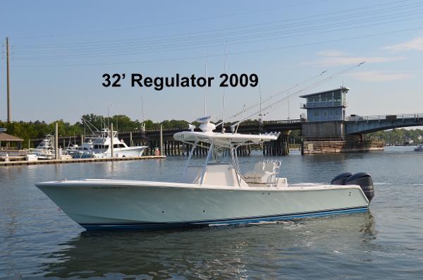Regulator 32 Fs