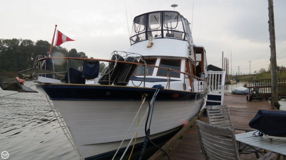 Marine Trader 48 1982 Marine Trader 48 for sale in Longview, WA