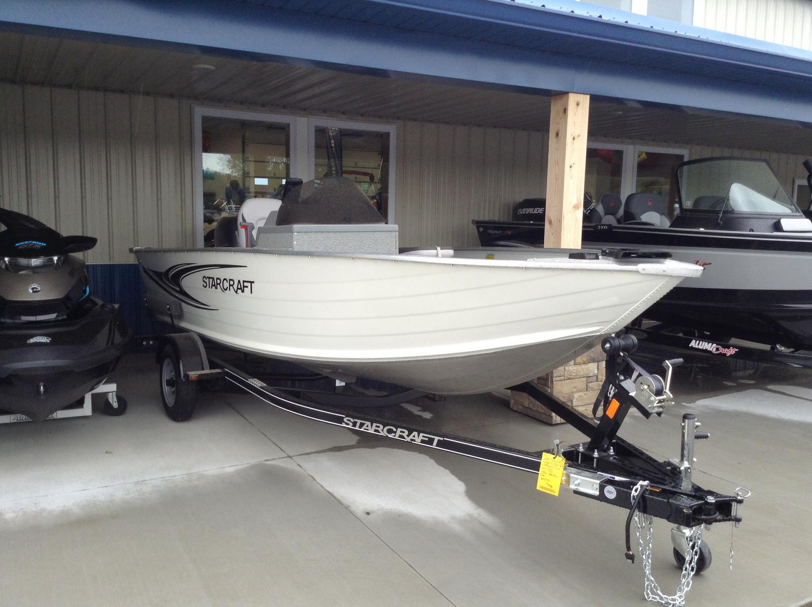 Starcraft ANGLER XL/ PATRIOT DLX 16 SC