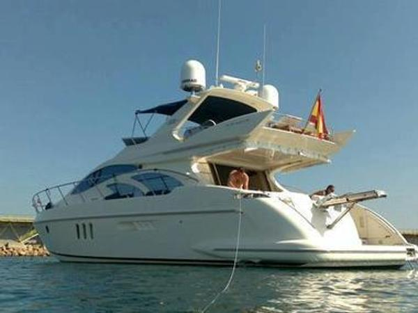 Azimut 55E AZIMUT 55 EVOLUTION