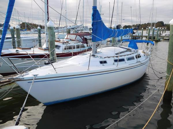 Catalina 30 Tall Rig