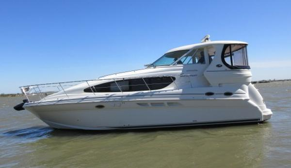 Sea Ray 390 Motor Yacht MAIN PHOTO