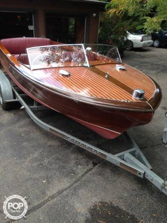 Chris-Craft Holiday 20 1955 Chris-Craft Holiday 20 for sale in Freedom, WI