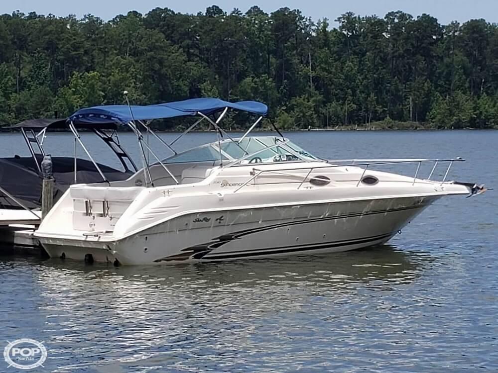 Sea Ray 250 Sundancer 1998 Sea Ray 250 Sundancer for sale in Lexington, SC