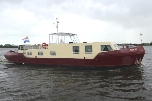 Motor Yacht Sirrah 20.10