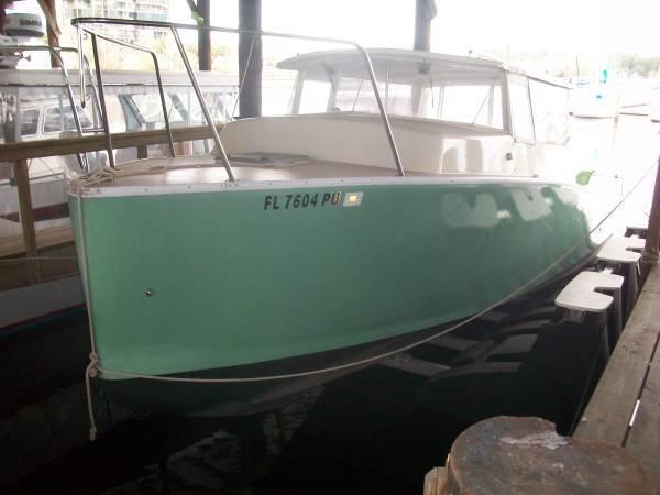 Wellington 30 Custom Launch