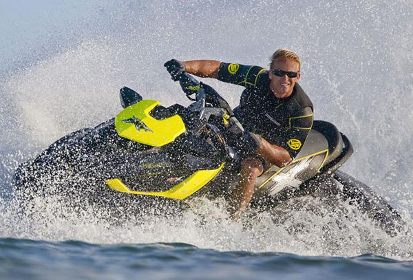 Sea-Doo RXT-X 260 Manufacturer Provided Image