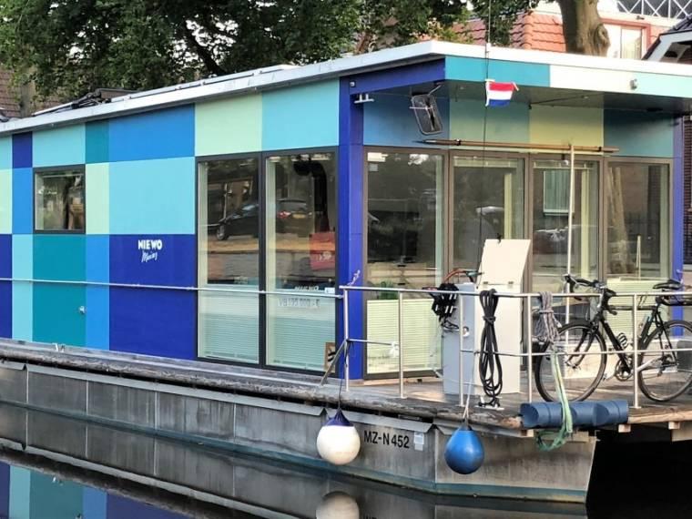Mainz Mainz Houseboat CEC 14,99 Motorkatamaran