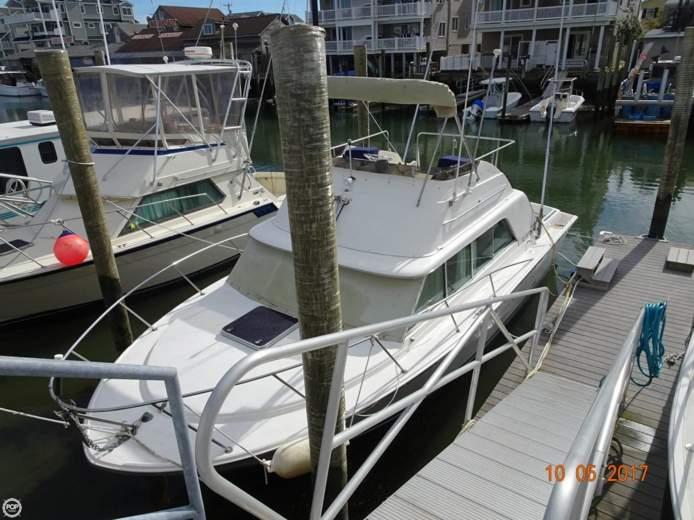 Silverton 31 Convertible 1977 Silverton 31 for sale in Sea Isle City, NJ