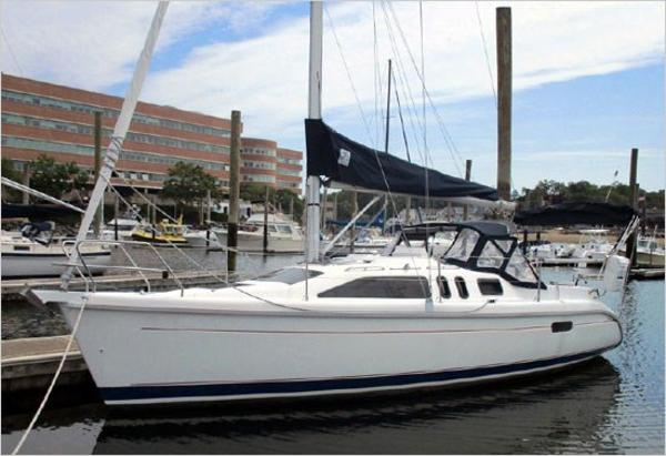 Hunter 29.5 Sail