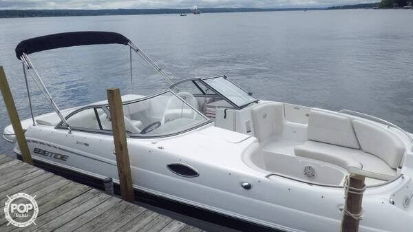 Ebbtide 2200 SS Fun Cruiser DC 2008 Ebbtide 23 for sale in Lancaster, NY