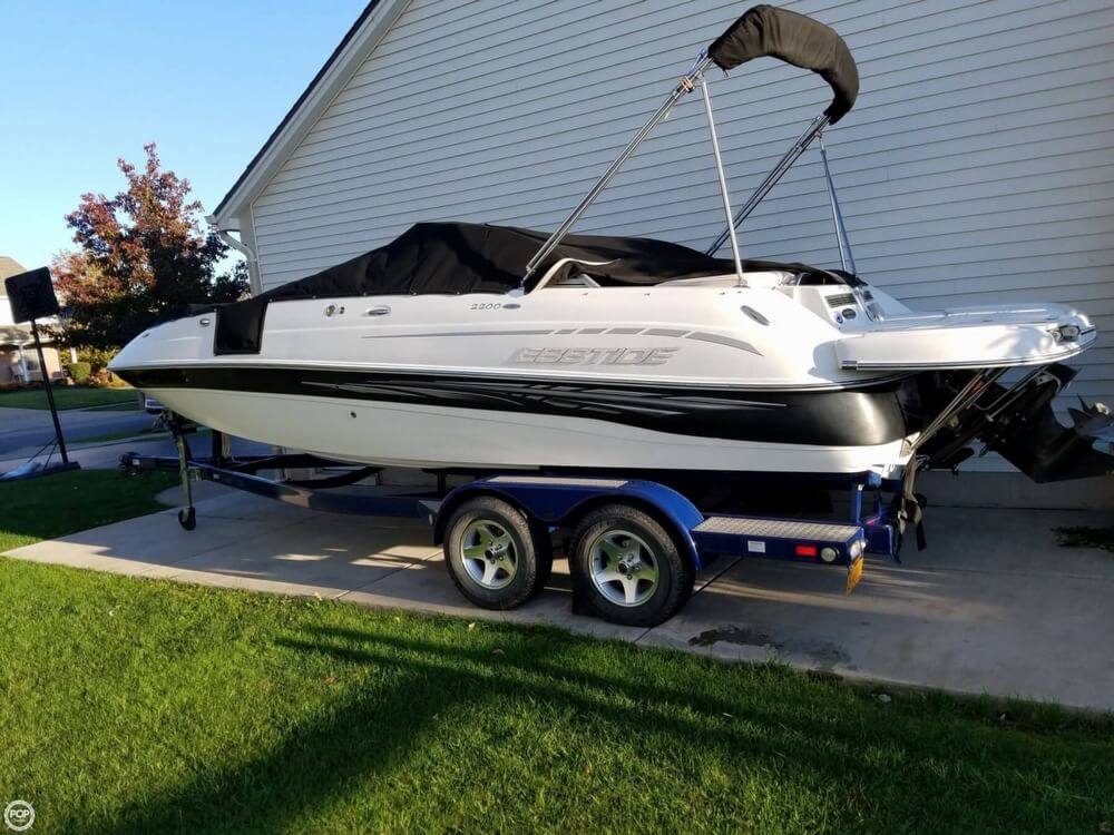 Ebbtide 2200 SS Fun Cruiser DC 2008 Ebbtide 2200 SS Fun Cruiser DC for sale in Lancaster, NY