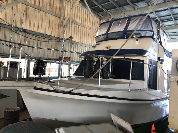 Chris-Craft Yacht Home