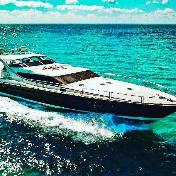 Palmer Johnson 80 Motor Yacht 80 Palmer Johnson MY