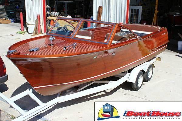 Chris-Craft 24 Sportsman Sistership photo