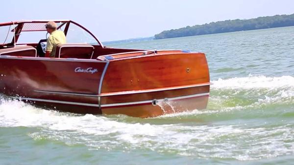 Chris-Craft 24 Sportsman Sistership