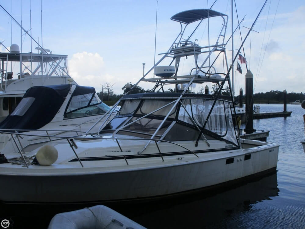 Blackfin 29 Flybridge 1985 Blackfin 29 for sale in Georgetown, SC
