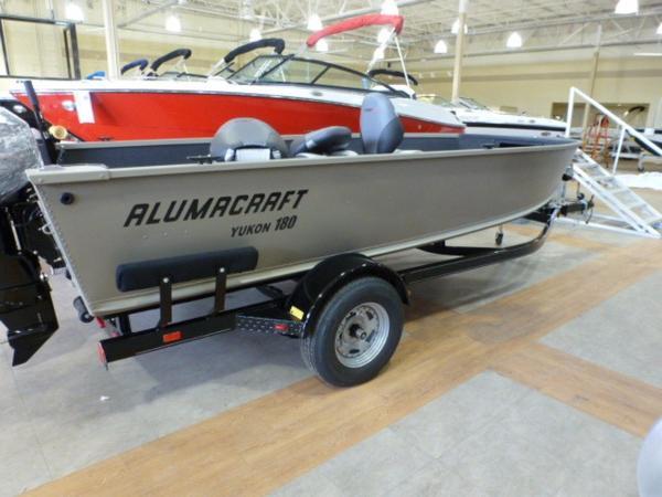 Alumacraft Yukon 180
