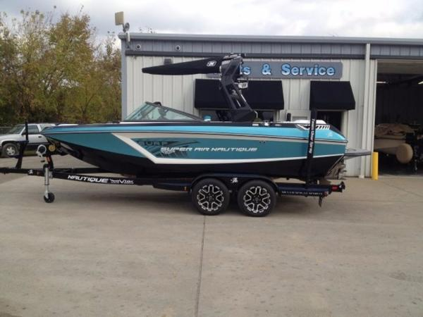 Nautique GS20 Open Bow