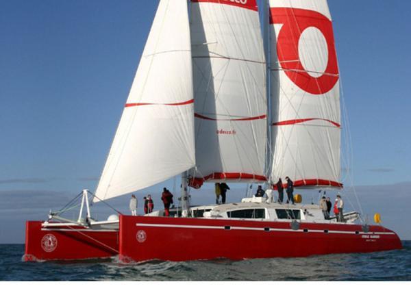 Etoile Océane Maxi Catamaran 25M Maxi Catamaran 25 M