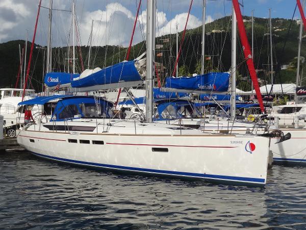 Jeanneau Sun Odyssey 519 Jeanneau Sun Odyssey 519