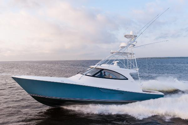 Viking 52 SC Profile