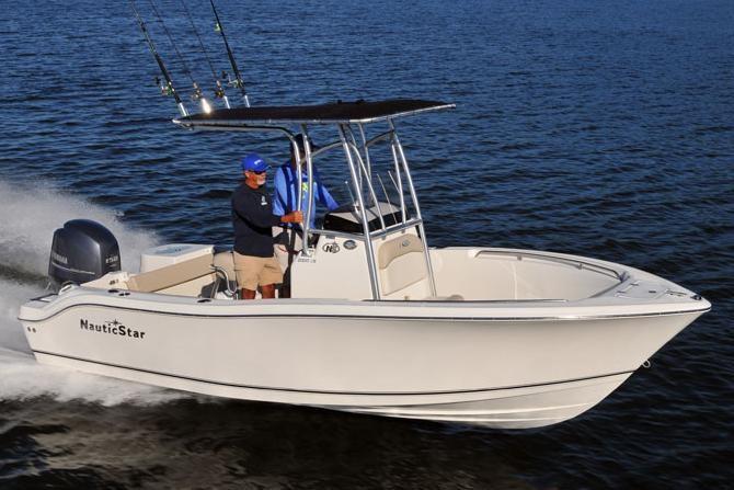 Nautic Star 20 XS Offshore