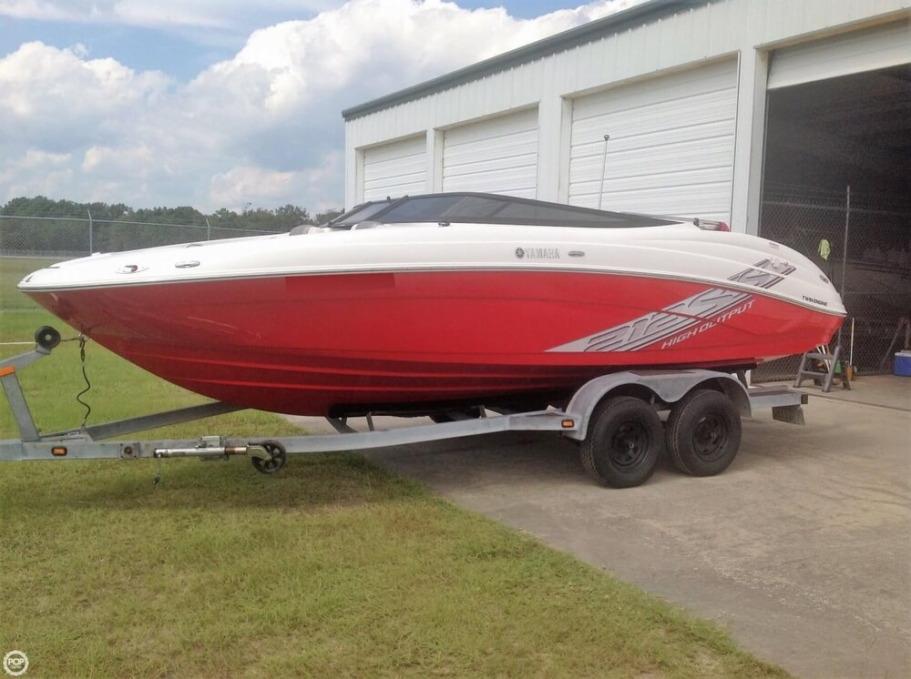 Yamaha 212SS 2008 Yamaha 212 SS for sale in Southport, NC