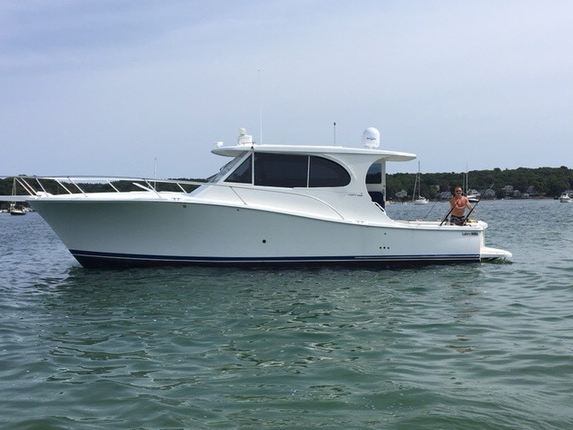 Luhrs 41 Hardtop Y-KNOT