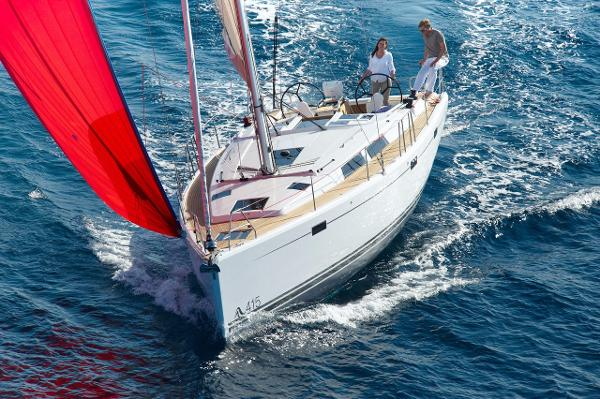 Hanse 415 Manufacturer Provided Image
