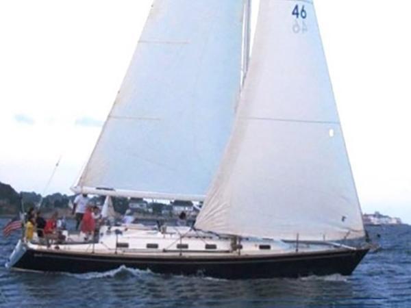 Tartan 4100 Profile