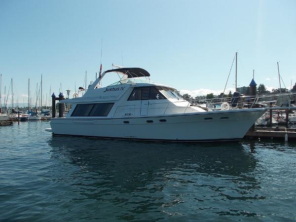 Bayliner 4788 Pilot House Motoryacht 4788 Bayliner Pilothouse Motor Yacht