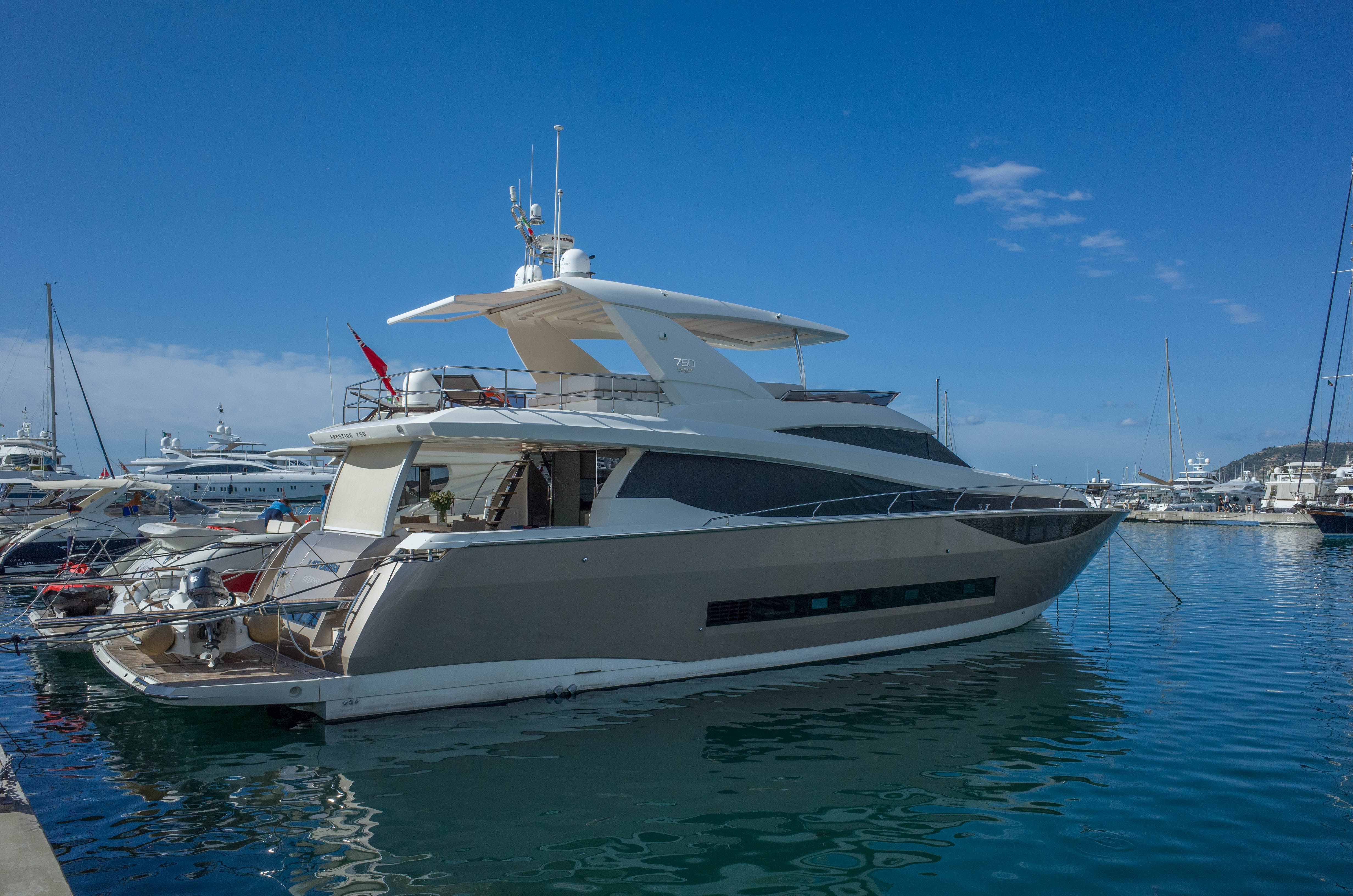 Prestige 750 Prestige 750 Yacht for sale