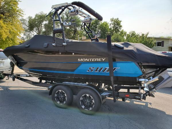 Monterey 238SS Surf Edition