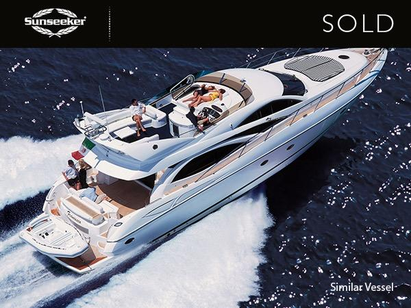 Sunseeker Manhattan 64 Manhattan 64