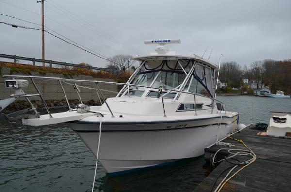 Grady-White 280 Marlin Hardtop With Stamoid Enclosure