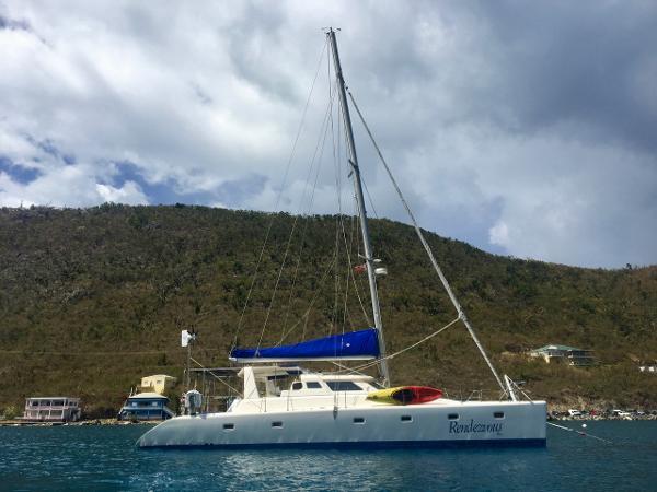 Voyage Yachts Voyage 500