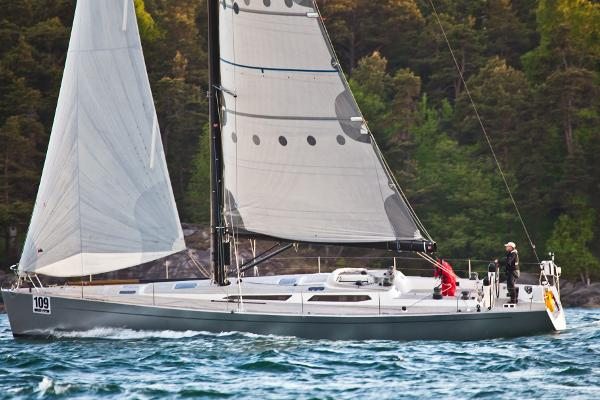 Baltic Baltic 50 SPIRIT under sail