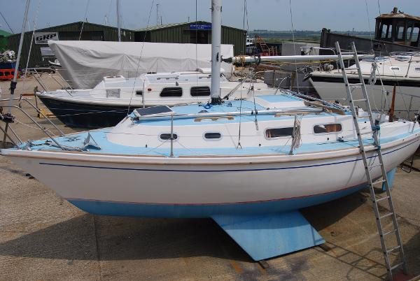 "Westerly Griffon 26 Westerly Griffon 26 ""Heart of Gold"""