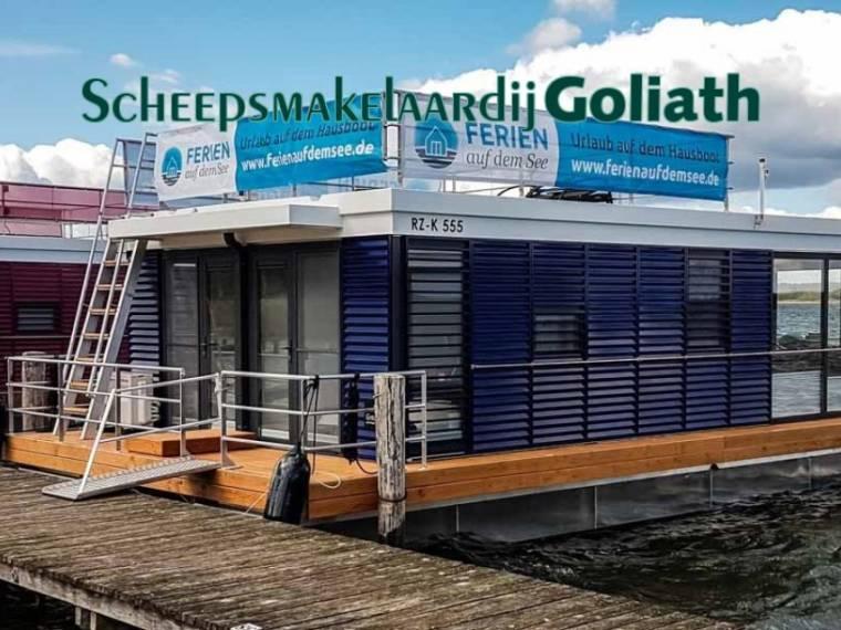 Houseboat floating 44