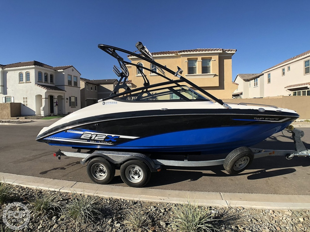 Yamaha Boats 212X 2016 Yamaha 212X for sale in Mesa, AZ