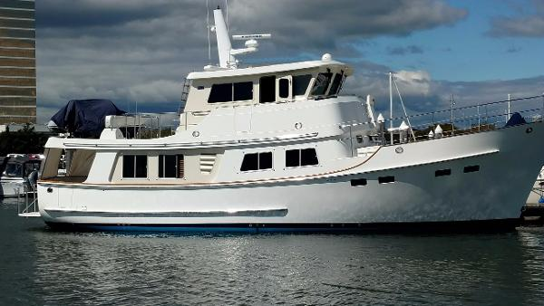 Kadey Krogen 55 Expedition Pilothouse