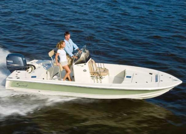 Scout Boats 201 BAY SCOUT Manufacturer Provided Image
