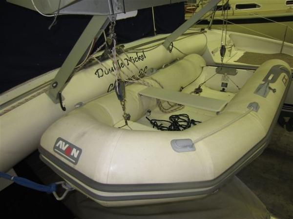 Avon RIB dinghy