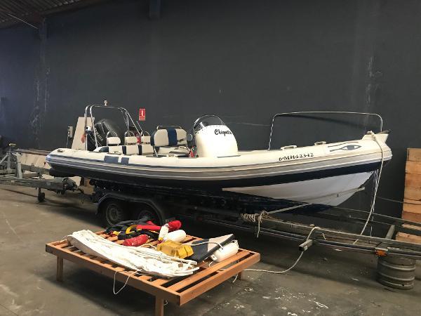 Ribeye 600 Pre-owned Ribeye 600 for sale in Menorca - Clearwater Marine